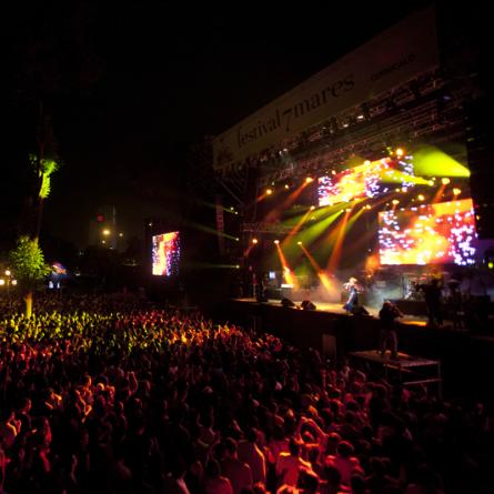 Desde hace 20 años nuestra empresa produce conciertos y festivales de alta calidad y servicio, nuestros sellos de identidad.