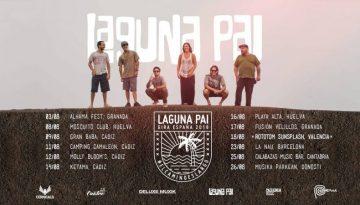 Laguna Pai anuncia gira por España